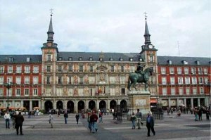 Walking Tour of Central Madrid 1