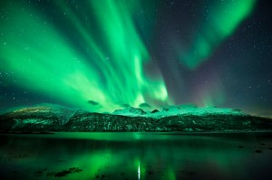 Chasing the Northern Lights 1