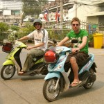 The Risks and Rewards of Renting a Moped Abroad