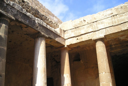 The Tombs of the Kings & Nea Paphos