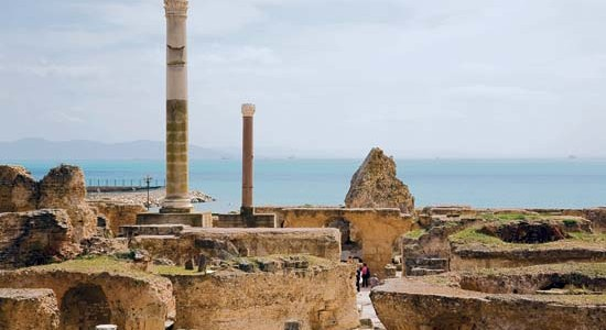 Major Must See Attractions in Tunisia